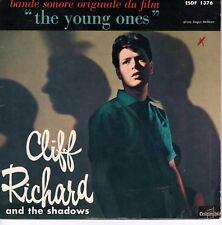 7inch CLIFF RICHARD the young ones EP HOLLAND VG++ (S0534)