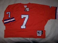 Mitchell & Ness 1987 John Elway (The Drive) throwback jersey retail 260$