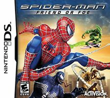 Spider-Man Friend or Foe DS