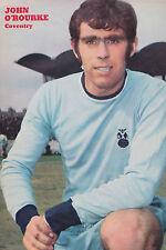 Football Photo>JOHN O'ROURKE Coventry City 1969-70