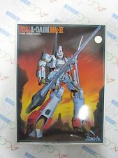 Heavy Metal L Gaim 1/144 Scale L-Gaim Mk-II Model Kit Bandai Super Robot Wars