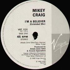 MIKEY CRAIG - I'M A BELIEVER - Virgin