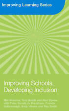 Improving Schools, Developing Inclusion (Improving Learning)-ExLibrary