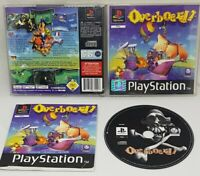 PS1 Overboard Sony PlayStation 1 1998 PAL VGC  Complete FAST FREE POST
