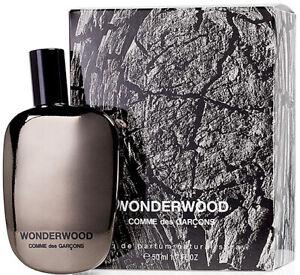 COMME DES GARCONS WONDERWOOD 1.7 fl oz Eau de Parfum Spray Regular Size Men's