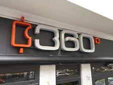 3D Buchstaben• LED • Einzel & Leuchtbuchstabe•Reklame• Profil 5 • Werbung 160 mm