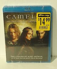 Camelot: The Complete Series (DVD, 2011, Canadian Uncut Edition) NEW & SEALED