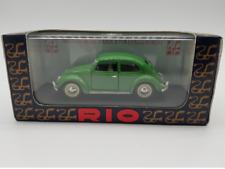 Volkswagen VW Escarabajo Beetle 1948 Rio 88 1:43