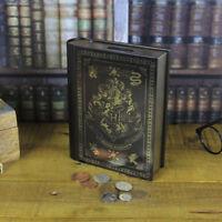 Harry Potter Money Box Saving Bank Moneybox Piggy Bank Saver Christmas Gift