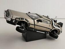 De LOREAN RITORNO AL FUTURO Flying 1/43 back to the future Sun Star 24015