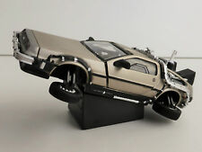 Modellino DMC Delorean 1/43 ritorno al futuro 2 Flight Version Vitesse #08932
