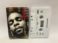 Nine 9 Whutcha Want? Redrum 1994 Cassette Tape Single Rap Hiphop R&B