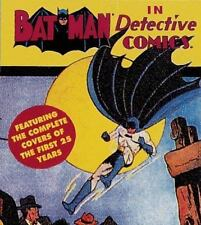 Batman in Detective Comics: The Complete Covers of the First 25 Years (Tiny Foli