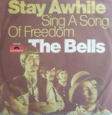 "7"" 1971 GERMAN PRESS RARE VG +++ the bealls: Stay awile"