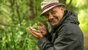 Stetson Fairway Pork Pie Bucket Hat Size L NEW As worn Bob Mortimer Gone Fishing