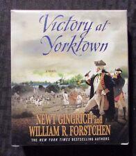 2012 VICTORY AT YORKTOWN by Albert S Hanse AudioBook on 10 CD's SEALED