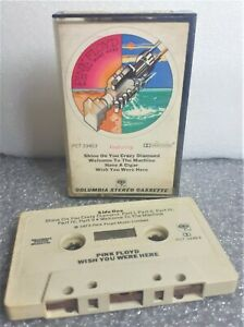Pink Floyd - Wish You Were Here Columbia CASSETTE TAPE