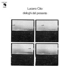LUCIANO CILIO Dialoghi del presente Ltd.ed, white vinyl LP