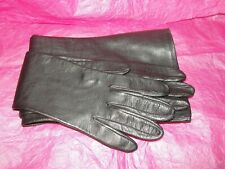 MAISON MARGIELA REAL LEATHER VERY LONG GLOVES