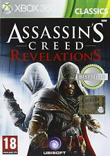 Assassin's Creed Revelations   XBOX  360   nuovo