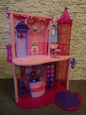 Mattel T3033-0 - Modezauber Barbie Traumschloss in OVP