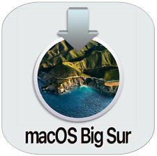 Apple macOS OS X choice of Big Sur to El Capitan Bootable System Recovery Bundle