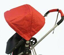 Rot Sonnendach Sonnenblende Drähte Sitz Korb für Bugaboo Chameleon 1 2 3 Frosch