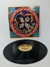 Kiss - Rock And Roll Over Vinyl Lp - 1976 First Press - Casablanca Nblp 7037