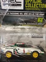 1:24 LANCIA STRATOS HF RALLYE MONTE CARLO 1977 FIA WORLD RALLY #07 MIB NEW
