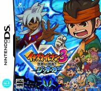 Used Nintendo DS Inazuma Eleven 3 The Ogre Japan Import
