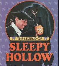 Spooky Halloween Ring w/free The Legend Of Sleepy Hollow DVD 1980 JEFF GOLDBLUM