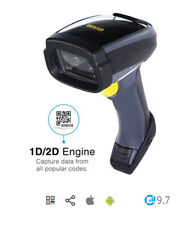 """Wasp WWS750 Freedom Cordless BlueTooth  2D Barcode Scanner USB KIT  """"NEW"""""""