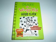 Diary of a Wimpy Kid: Hard Luck Book 8 by Jeff Kinney 2013 Hardcover New