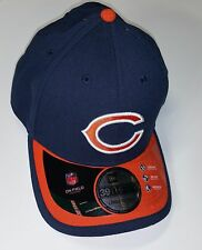 Adult New Era On Field NFL Chicago Bears Sideline 39THIRTY Stretch-Fit Cap L/XL