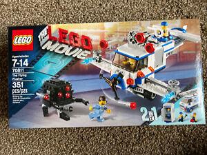 New The LEGO Movie The Flying Flusher Set 70811