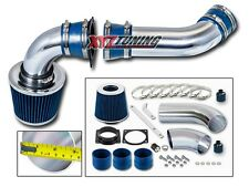 "3"" BLUE Cold Air Intake Kit + Filter For 97-00 Ford Explorer 4.0L V6 SOHC"