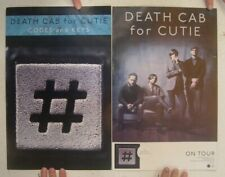 Death Cab For Cutie Poster Tour Promo Codes And Keys
