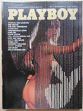 Playboy D11/1978, Sylvia Kristel, Uschi Obermaier, Brigitte Hager, Sophie Amanda