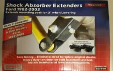 1982-2003 Ford F100 F150 Expedition Rear Shock Extenders Extensions Lowering Kit