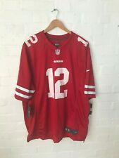 San Francisco 49ers Nike Men's NFL Game Jersey - XL - Nicolson 12 - Red - NWD