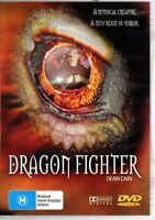 Dragon Fighter (DVD, 2003) Dean Cain - Sci-Fi, Thriller MONSTER MOVIE - RARE !