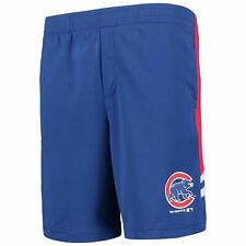 Youth Royal/Red Chicago Cubs Team Shorts