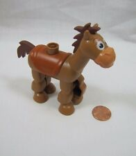 Lego Duplo WOODY'S HORSE BULLSEYE from DISNEY TOY STORY MOVIE Replacement Pony