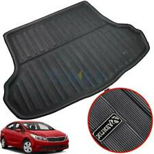 For Kia Forte Cerato 14-18 Tailored Rear Trunk Cargo Boot Liner Mat Floor Tray