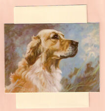 The Golden Retriever Note Card Notecards by John Trickett  Pack of 5