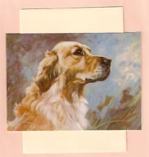 The Golden Retriever Note Card Notecards by John Trickett  Pack of 5 c