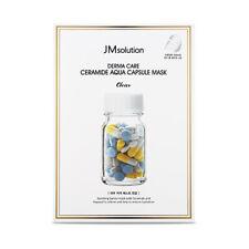 [JMsolution] Derma Care Ceramide Aqua Capsule Water Full Mask - 1pack (10pcs)