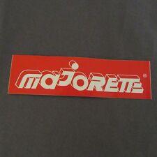 111F Majorette Autocollant 12,5 X 3,5 cm