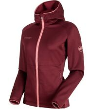 tempo libero MAMMUT Donna Kira is Giacca Outdoor Maroon S