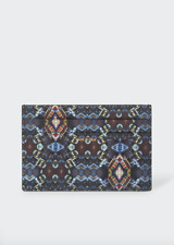 Paul Smith Wallet - BNWT mini Kaleidoscope Leather Card Case RRP:£125